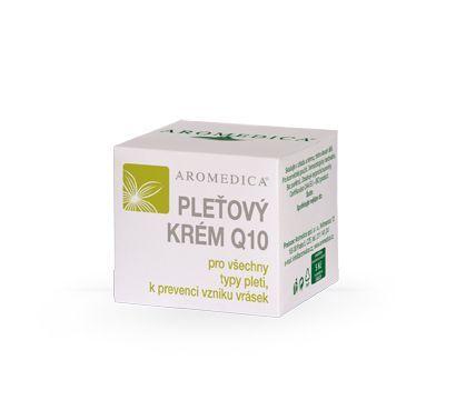 Zobrazit detail výrobku Aromedica Pleťový krém s koenzymem Q10 proti vráskám 50 ml