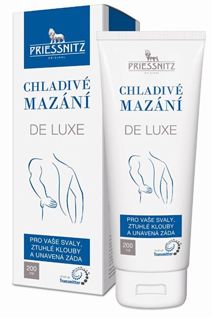Zobrazit detail výrobku Simply You Priessnitz Chladivé mazání De Luxe 200 ml