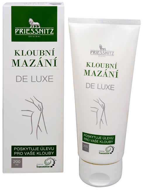 Zobrazit detail výrobku Priessnitz Kloubní chladivé mazání De Luxe 200 ml