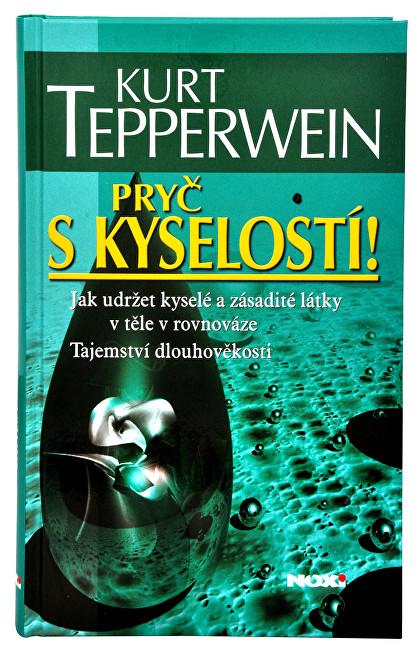 Zobrazit detail výrobku Knihy Pryč s kyselostí (Kurt Tepperwein, Prof.)
