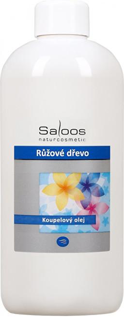 Zobrazit detail výrobku Saloos Koupelový olej - Růžové dřevo 500 ml