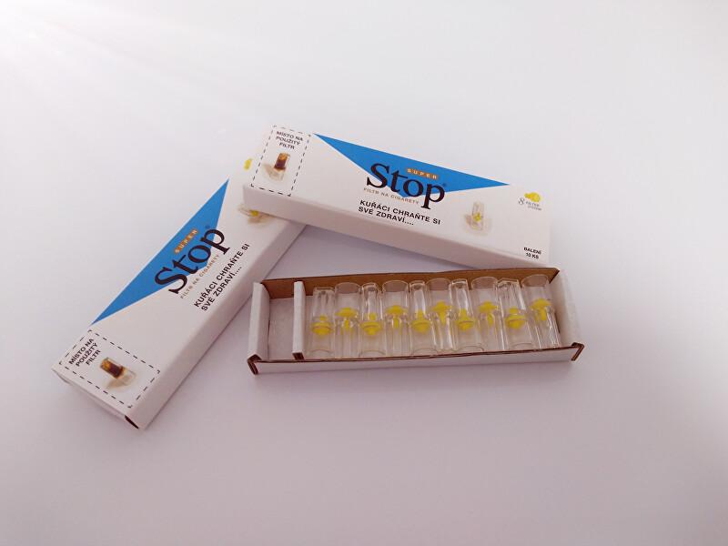 Zobrazit detail výrobku Eva Cosmetics STOPfiltr na cigarety 10 ks (8 filtr)