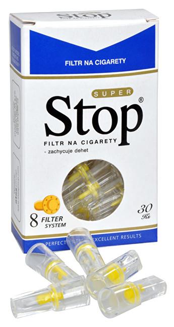 Eva Cosmetics STOPfiltr na cigarety 10 ks - ZĽAVA - poškodená krabička