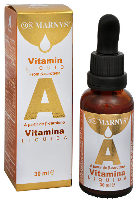 Zobrazit detail výrobku Olimpex Tekutý vitamin A 30 ml