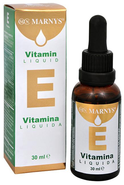 Marnys Tekutý vitamín E 30 ml