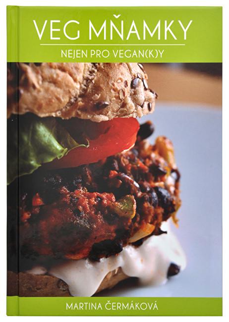 Zobrazit detail výrobku Knihy Veg mňamky nejen pro vegan(k)y (Martina Čermáková)