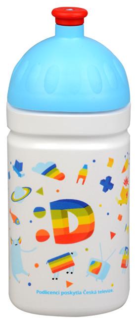 Zobrazit detail výrobku R&B Zdravá lahev 0,5 l Déčko svět