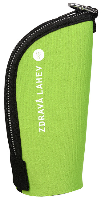Zobrazit detail výrobku Zdravá lahev termoobal 500 ml Zelený