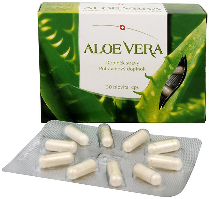 Zobrazit detail výrobku Herb Pharma Aloe Vera 30 kapslí
