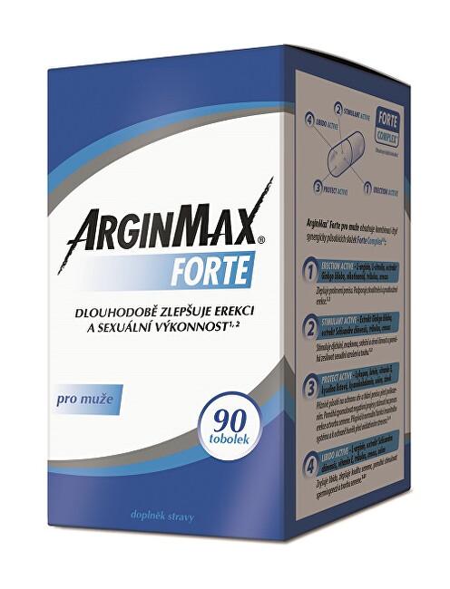 ArginMax Forte pro muže 90 tob.