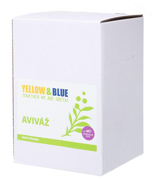 Fotografie Yellow & Blue Aviváž s levandulovou silicí 5 l