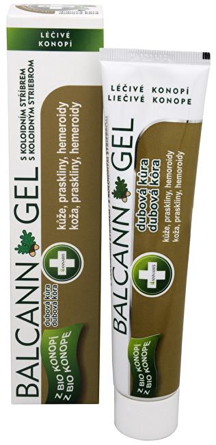 Zobrazit detail výrobku Annabis Balcann Dubová kúra gel z konopí na kůži, praskliny 75 ml