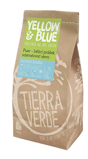 Zobrazit detail výrobku Yellow & Blue Bělící prášek PUER PE sáček 1 kg