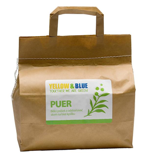 Yellow & Blue Bělící prášek PUER sáček 3 kg