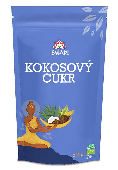 Zobrazit detail výrobku Iswari BIO Kokosový cukr 250 g
