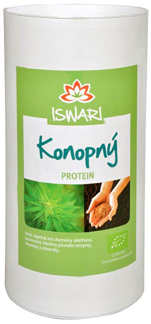 Zobrazit detail výrobku Iswari Konopný protein 1000 g
