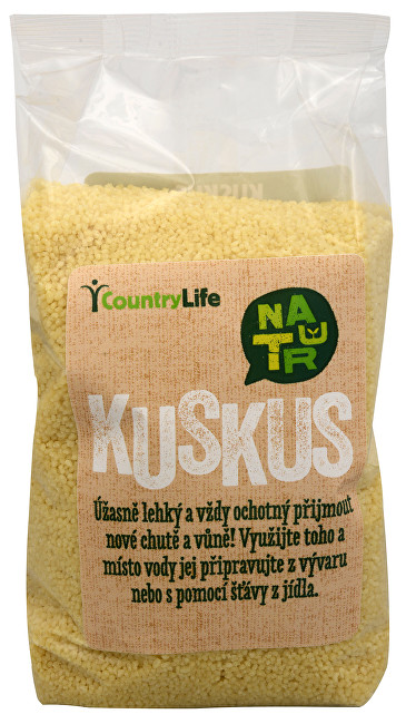 Country Life BIO Kuskus 500 g