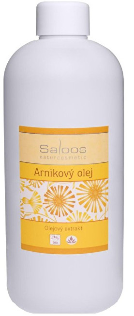 Zobrazit detail výrobku Saloos Bio Měsíčkový olej (olejový extrakt) 250 ml