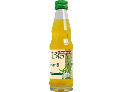 Rinatura Sezamový olej za studená lisovaný BIO 500ml