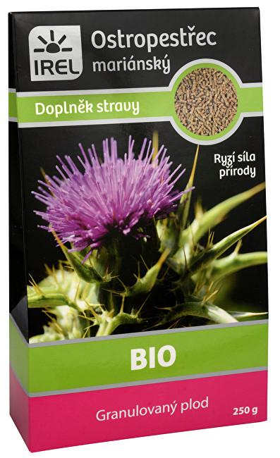 Bio Ostropestřec mariánský granulovaný plod 250 g