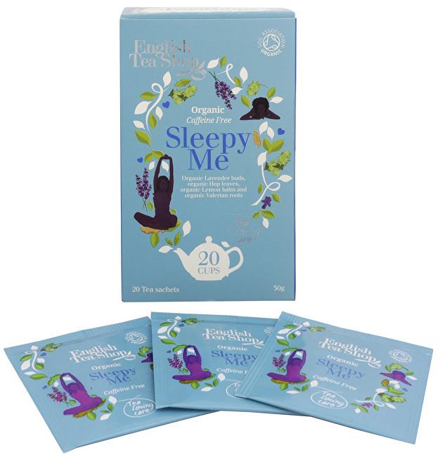 Zobrazit detail výrobku English Tea Shop BIO Wellness čaj - Pro spánek 20 sáčků
