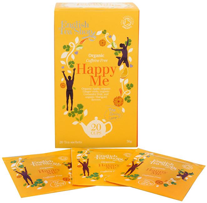 Zobrazit detail výrobku English Tea Shop BIO Wellness čaj - Štěstí 20 sáčků