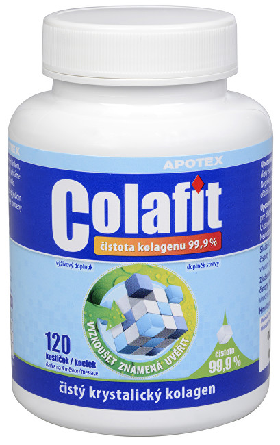 Dacom Pharma Colafit 120 kostiček