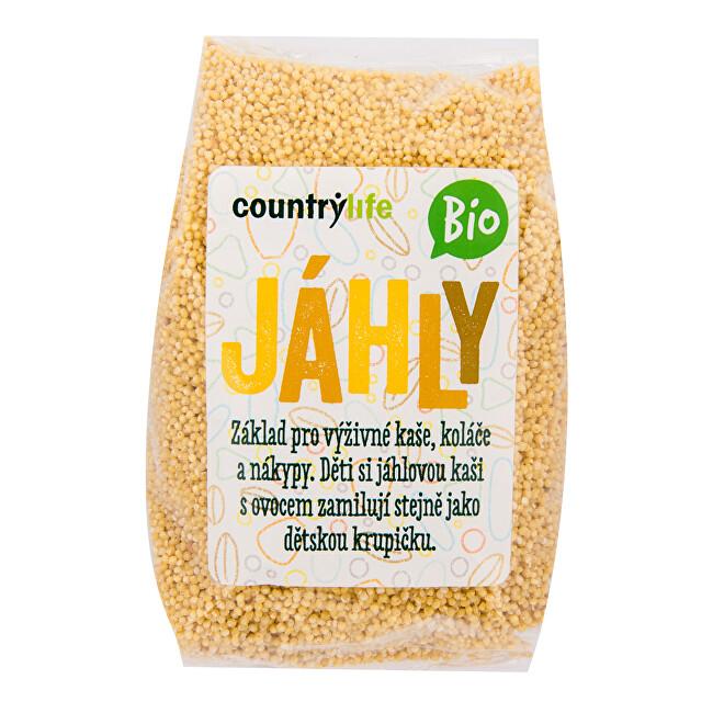Zobrazit detail výrobku Country Life Bio Jáhly 500 g