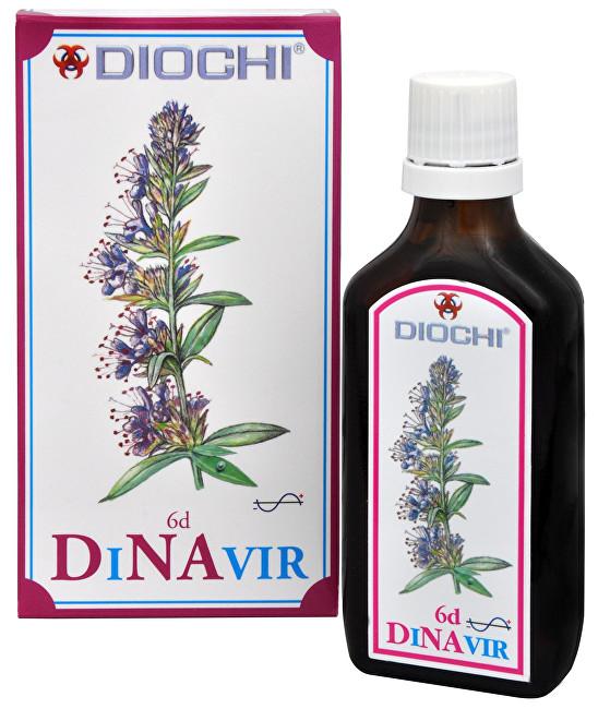 Zobrazit detail výrobku Diochi DiNAvir kapky 50 ml