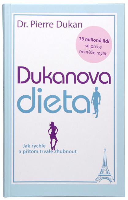 Zobrazit detail výrobku Knihy Dukanova dieta (Dr. Pierre Dukan)