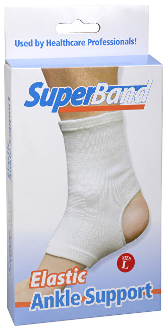 Zobrazit detail výrobku Medicalfox Elastická bandáž Superband kotník - navlékací L