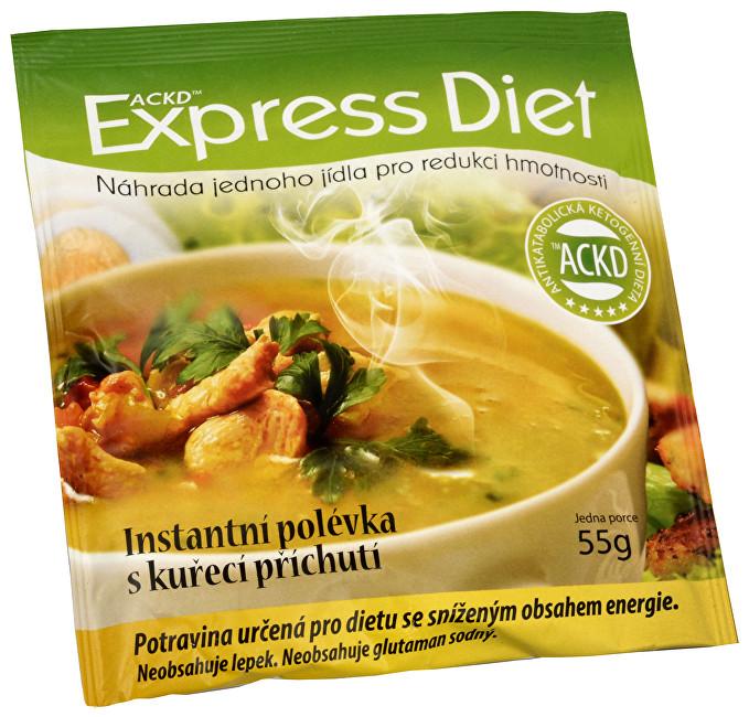 Zobrazit detail výrobku Good Nature Express Diet instantní polévka Kuřecí 55 g