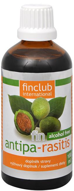 Zobrazit detail výrobku Finclub Fin Antipa-rasitis (bez alkoholu) 100 ml