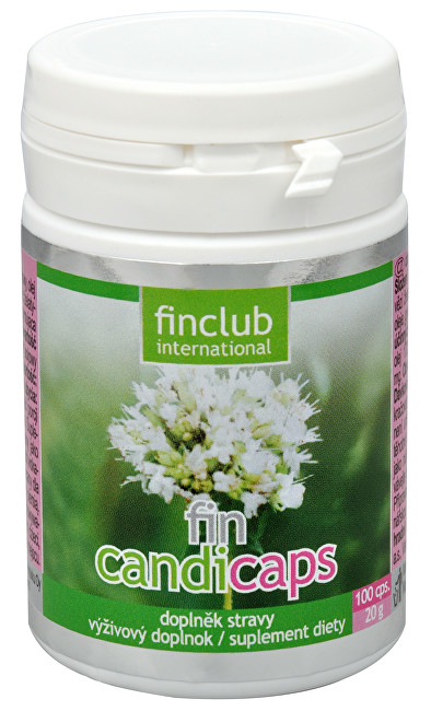 Finclub Fin Candicaps 100 kapslí