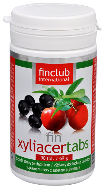 Finclub Fin Xyliacertabs 90 tbl.