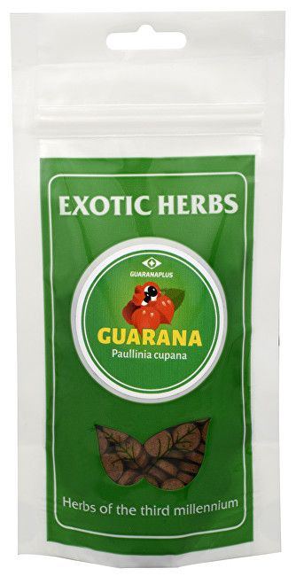 Zobrazit detail výrobku Guaranaplus Guarana 200 tbl.