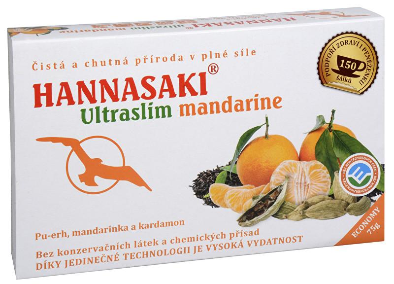 Phoenix Division Hannasaki UltraSlim - čajová zmes 3 x 25 g Mandarine