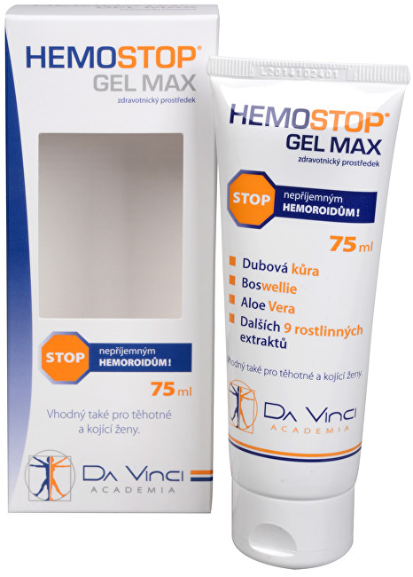 Hemostop Gel Max 75 ml