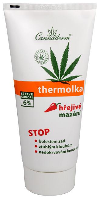 Zobrazit detail výrobku Cannaderm Hřejivé mazaní Thermolka 200 ml