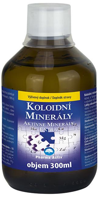Zobrazit detail výrobku Pharma Activ Koloidní minerály 300 ml