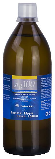 Zobrazit detail výrobku Pharma Activ Koloidní stříbro Ag100 (10ppm) 1000 ml