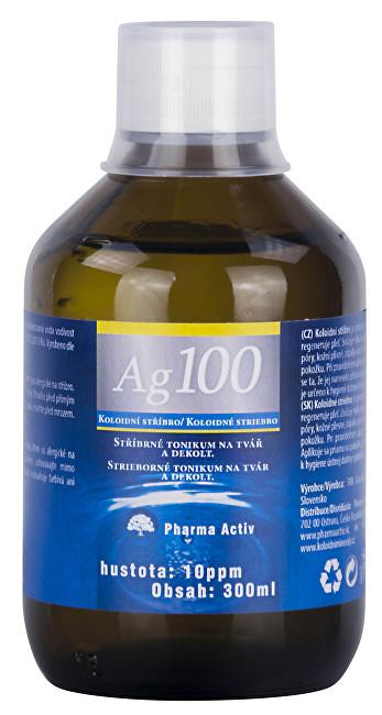 Zobrazit detail výrobku Natural Pharm Koloidné striebro Ag100 10ppm 300 ml