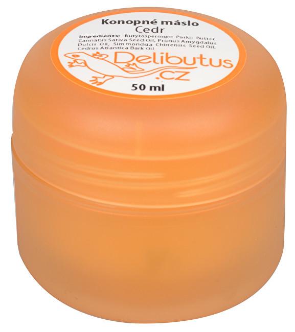 Zobrazit detail výrobku Delibutus Konopné máslo Cedr 50 ml