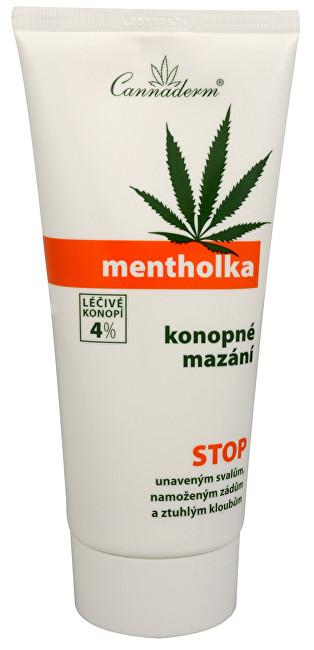 Konopné mazání Mentholka 200 ml