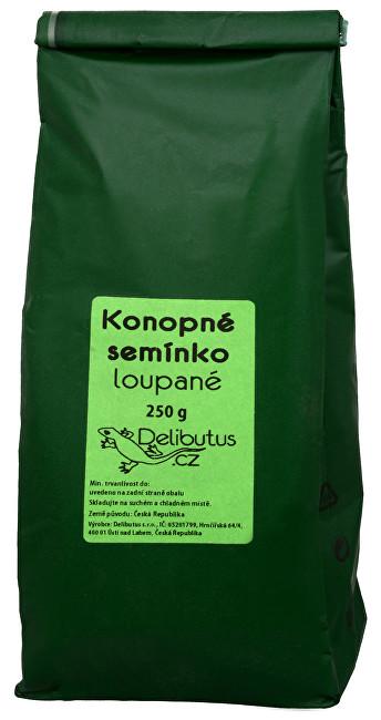 Zobrazit detail výrobku Delibutus Konopné semínko loupané 250 g