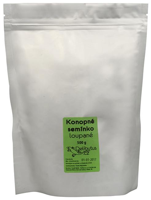 Zobrazit detail výrobku Delibutus Konopné semínko loupané 500 g