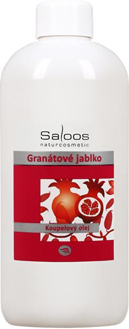 Zobrazit detail výrobku Saloos Koupelový olej - Granátové jablko 500 ml