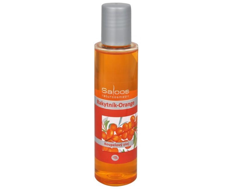 Zobrazit detail výrobku Saloos Koupelový olej - Rakytník-Orange 125 ml