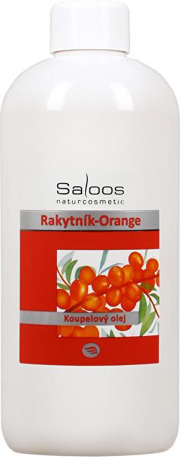 Zobrazit detail výrobku Saloos Koupelový olej - Rakytník-Orange 500 ml