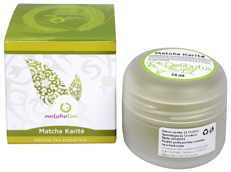 Matcha Karité 50 ml